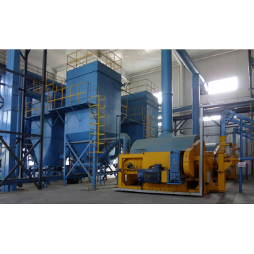 16T lead oxide ball mill