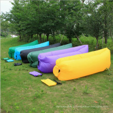 Sac paresseux gonflable de remplissage rapide de sofa d'air pour extérieur