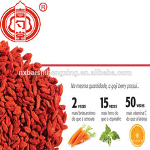 Dried goji berry Chinese goji berries fresh prices for sale