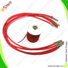 Drawstring cord stopper