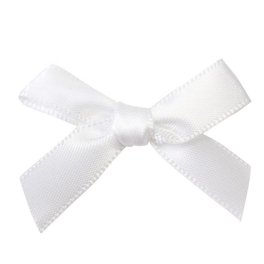 Small White Bow