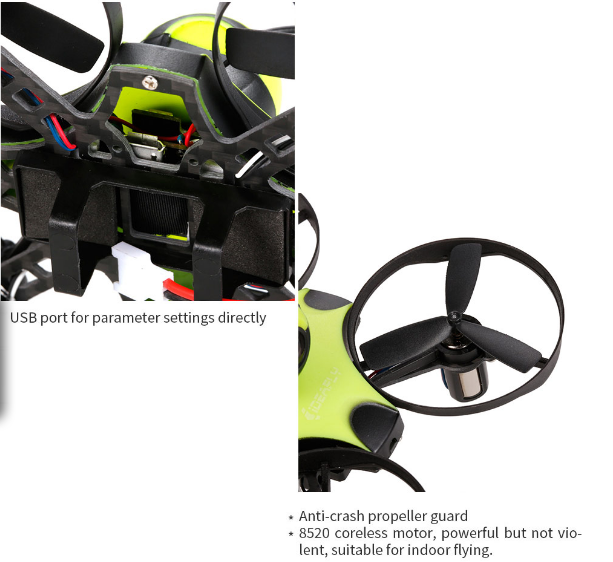 Waterproof Quadcopter RTF
