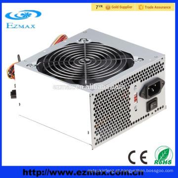 Dongguan profissional PSU fábrica EZMAX 250W ATX 12V V2.0 PSU para computador de mesa