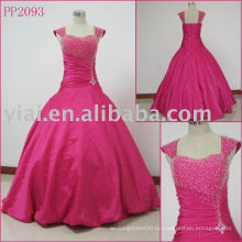 2010 производство сексуальные elgant кружева бальное платье PP2093