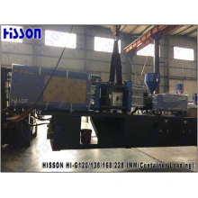 1380kn CE Approved Plastic Injection Molding Machine