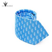Cravate de concepteur de tissés de polyester de la mode 100%