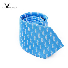 Fashion 100% Polyester Woven Men Designer Necktie
