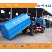 Camion à ordures bras crochet Dongfeng 4 x 2 10CBM