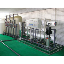 Double Stage Reverse Osmosis Water Treatment Equipment (1.5T/H)