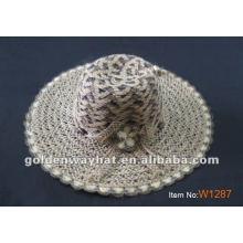 Nizza aussehende Sommer Mode Hut