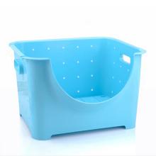 Recipiente de caixa de armazenamento multifuncional de plástico (SLSN016)