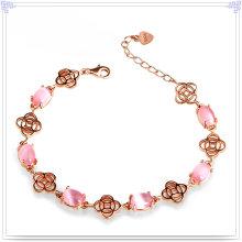 Jewelry Fashion Silver Bracelet 925 Sterling Silver Bracelet (SL0094)