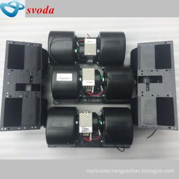24v truck air condition china factory air blower/blower fan/blast blower