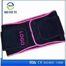Adjustable waist belt waistline slimming waistband