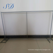 Alibaba Cheap High Quality Hot Dipped Galvanized Strong Temporary Fence