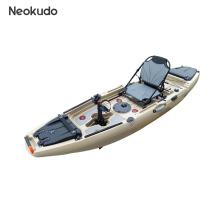 3M rotomolded plastic LLDPE fishing kayak pedal drive manufacturer