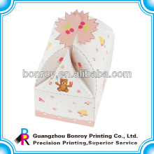 New design paper cake packaging gift box