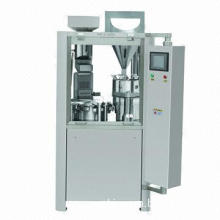 Fully automatic capsule filling machine for food and pharmaceutical industry, CE certified