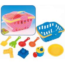 9PCS pp. Kunststoff Sand Spielzeug mit En71 (10231737)