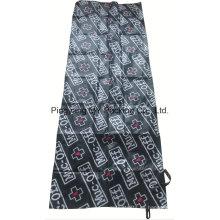 Estera tejida PP personalizada impermeable del supermercado de la prenda impermeable