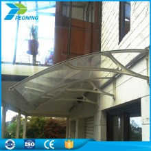 3mm plastic sheet polycarbonate sheet canopies balcony awnings