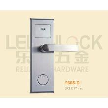 Tipo de tarjeta de RF digital de acero inoxidable tipo de cerradura de la puerta del hotel