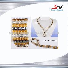 Preço barato personalizado permanente polimento jóias magnéticas