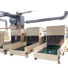 Nonwoven Cotton Baling Machine Cotton Fibre Bale Opener Machine