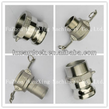 SS quick coupling for petrochemical & chemical industries