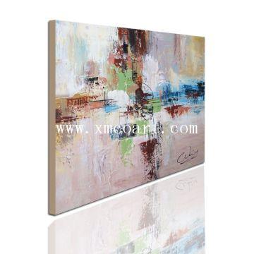 Pintura a óleo abstrata Handmade 100% (New-196)
