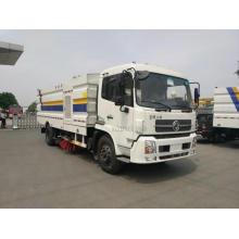 7CBM Dongfeng Sweeper Wash Garbage Truck Euro 5