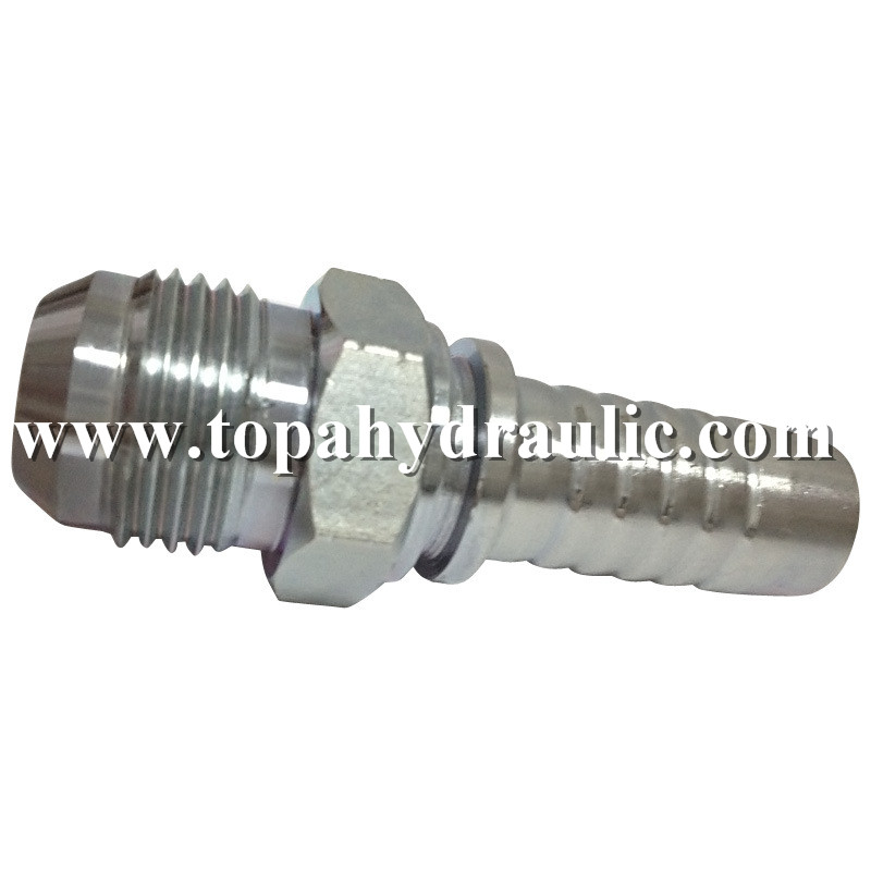 16711 Stainless steel barbed brake hose fittings