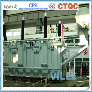 Leistungstransformator / Öl Eingetauchtes Leistungstransformator