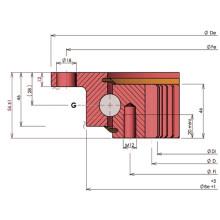 Rollix Tipo de luz Anillo de giro de brida 22 1091 01