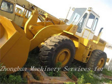Used Kawasaki Wheeled Loader (80Z)