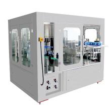Professional  Rotary BOPP/OPP Hot Melt Glue Sticker Wrap Labeling Machine For Round Bottles Manufacturer