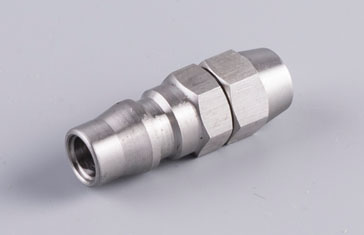 Stainless 10mm Hose coupling Nitto Type Quick Coupler Plug