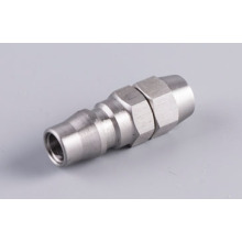 Kopling selang 10mm Stainless Nitto Type Quick Coupler Plug