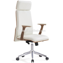 China made Hot selling Bent Wooden Painting Armrest Office Chair , computer chair , executive chair