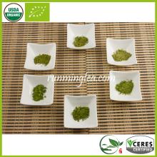 Polvo orgánico del té verde de Matcha Venta al por mayor