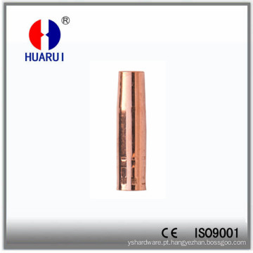 Hrpanasonic180A cobre solda bocal com isolador Bush