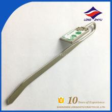 Marcado promocional de plata del metal de la calidad agradable a granel