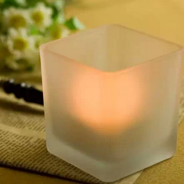 Votive tealight candle