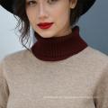 Der Kaschmir-Pullover-Kleider-Pullover der neuen Art-Frauen 100%
