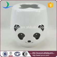 YSb40103-02-t Panda china accessoire de salle de bains gobelet