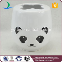 YSb40103-02-t Panda china bathroom accessory tumbler