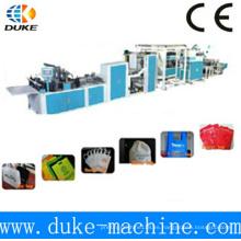 Hecho en bolso de compras no tejido de China que hace la máquina El precio bajo más de alta calidad (DK-600)