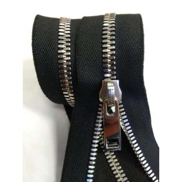 Stainless Steel Corn Teeth Continous Zipper Chain