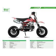 Оптимизированный дешевый 50cc велосипед грязи 50cc Детский велосипед ямы (доступно 110cc)