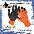 Sicherheitshandschuh, 13G Hppe Safety Cut Resistant Handschuh Level Grade 3
